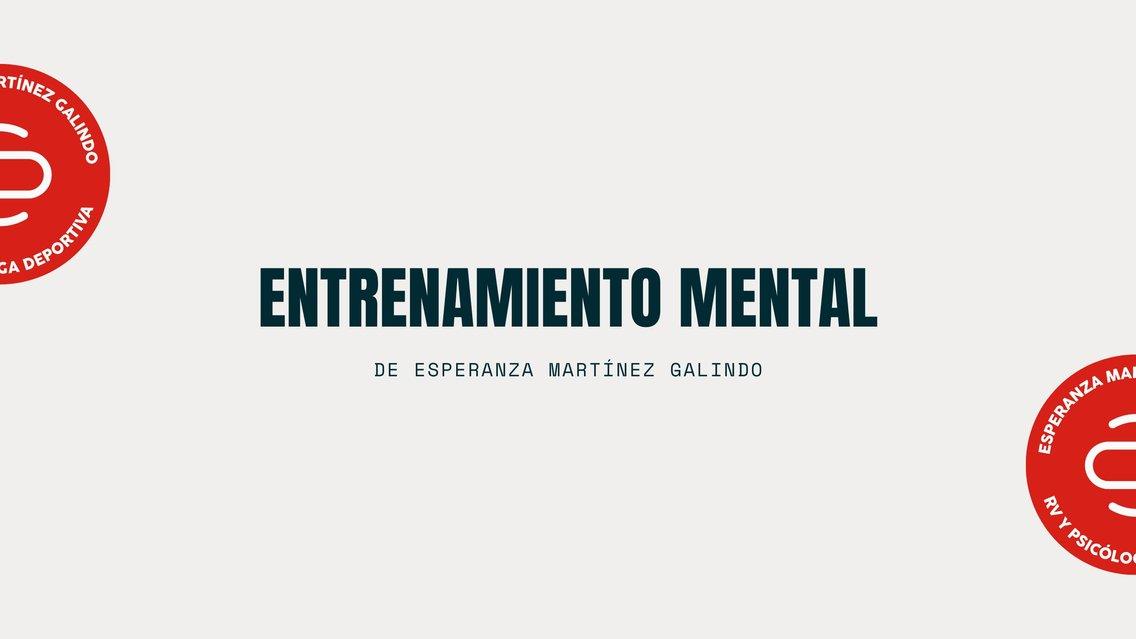 ENTRENAMIENTO MENTAL - CONTENIDO DE PSICOLOGÍA - imagen de portada