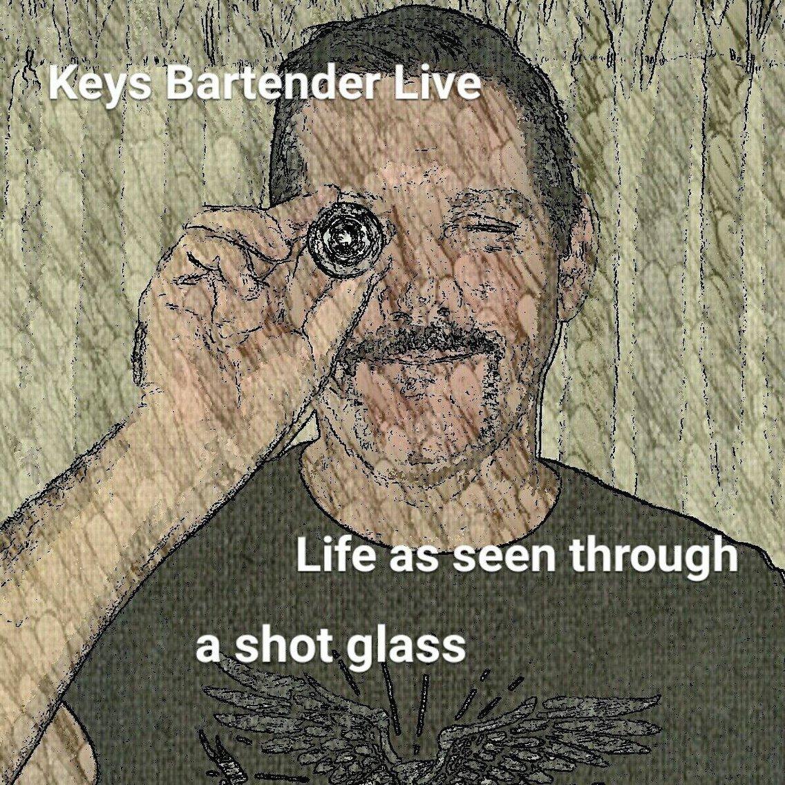 Keys Bartender - Cover Image