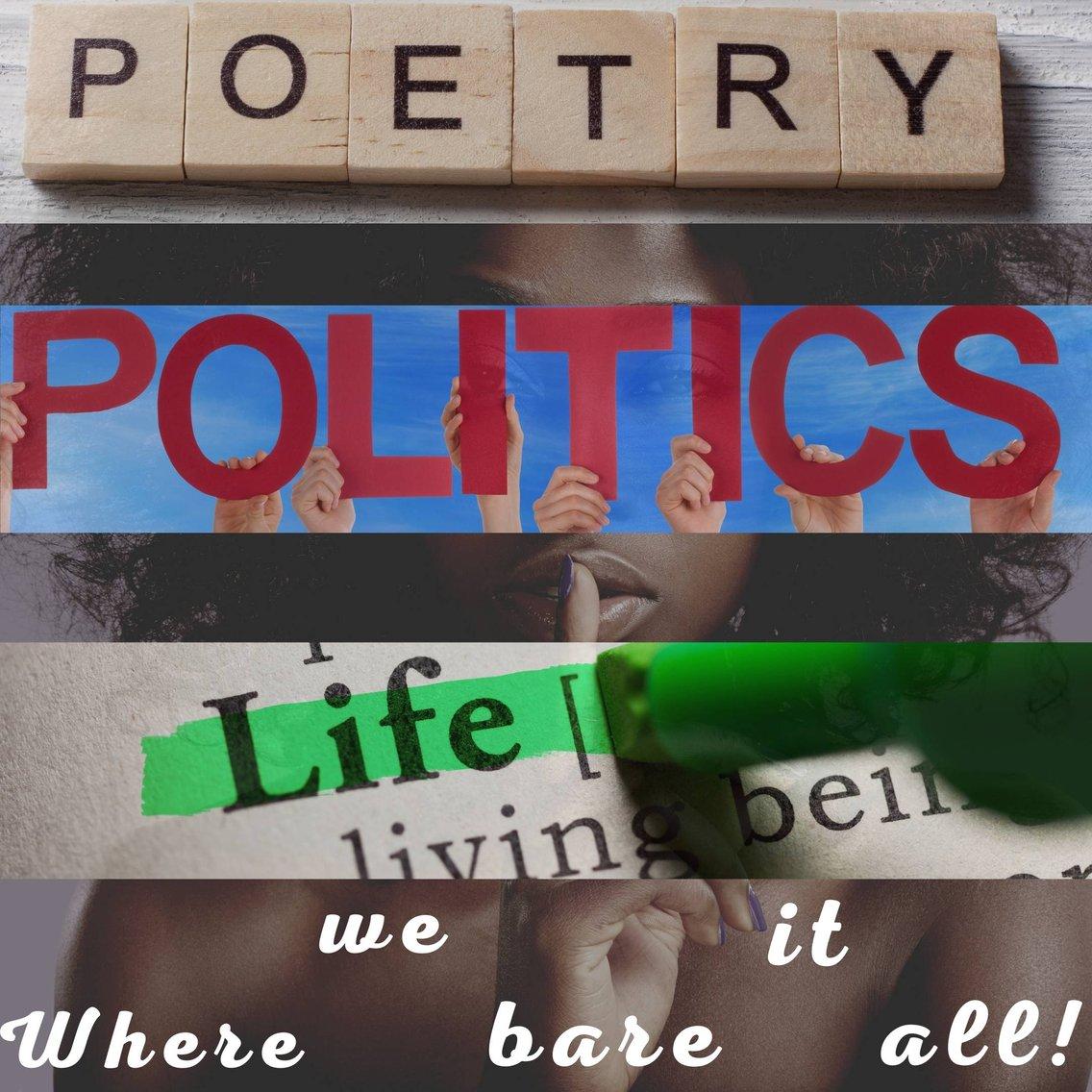 Poetry Politics & Life - immagine di copertina