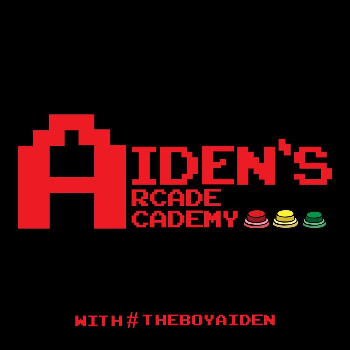 Aiden's Arcade Academy - imagen de portada