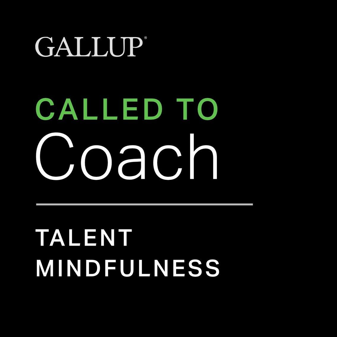 Gallup Talent Mindfulness - immagine di copertina