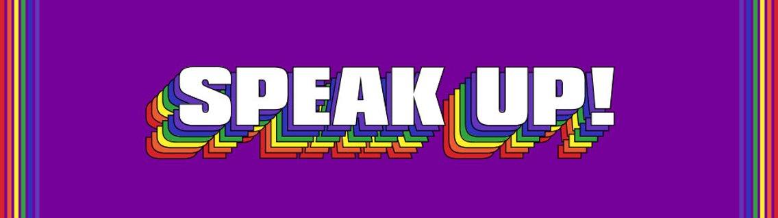 Speak Up! - immagine di copertina
