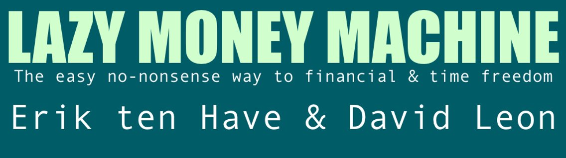 Lazy Money Machine - Cover Image