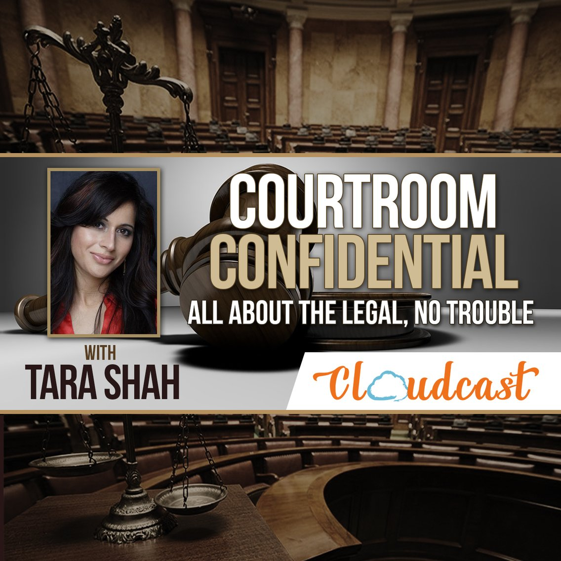 Courtroom Confidential - Cover Image