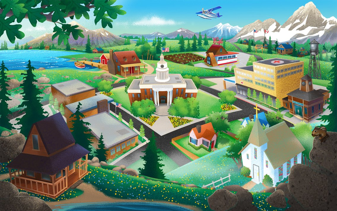 Discovery Mountain - Cover Image