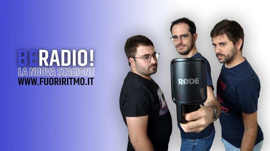 Be Radio! - Cover Image