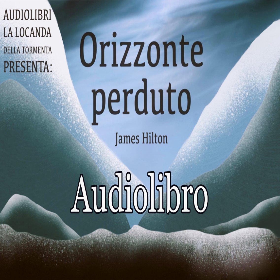 Audiolibro Orizzonte Perduto - J. Hilton - immagine di copertina