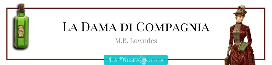 LA DAMA DI COMPAGNIA ☆ Audiolibro ☆ - imagen de portada