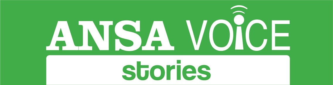 ANSA Voice stories - Cover Image