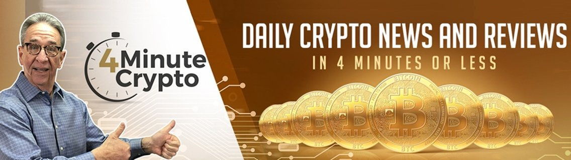 4 Minute Bitcoin Daily News - Cover Image