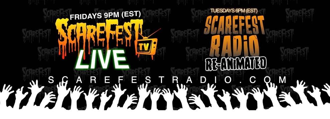 Scarefest Radio - Cover Image