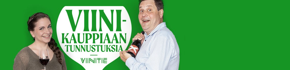 Viinikauppiaan tunnustuksia - Cover Image