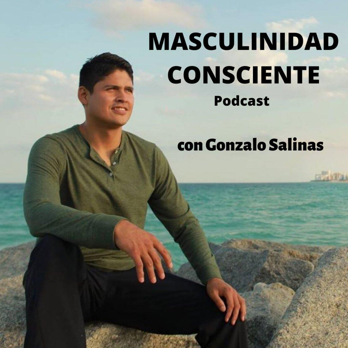 MASCULINIDAD CONSCIENTE - Cover Image