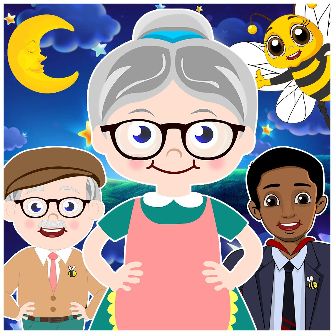 Sleep Stories - Mrs. Honeybee - immagine di copertina