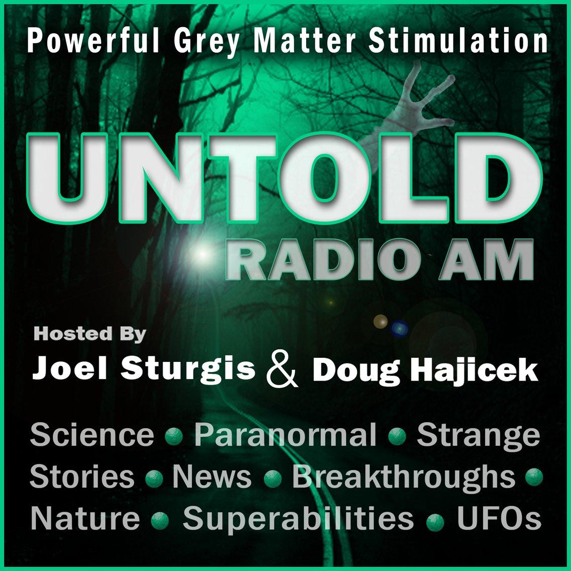 UNTOLD RADIO AM - Cover Image