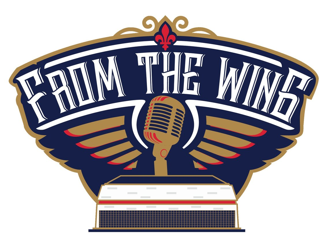 From The Wing - Pelicans Podcast - immagine di copertina