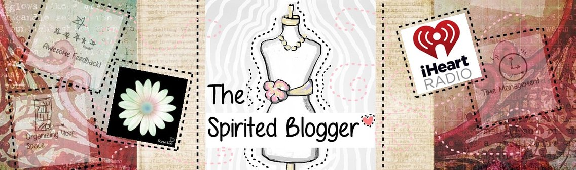 The Spirited Blogger - Cover Image