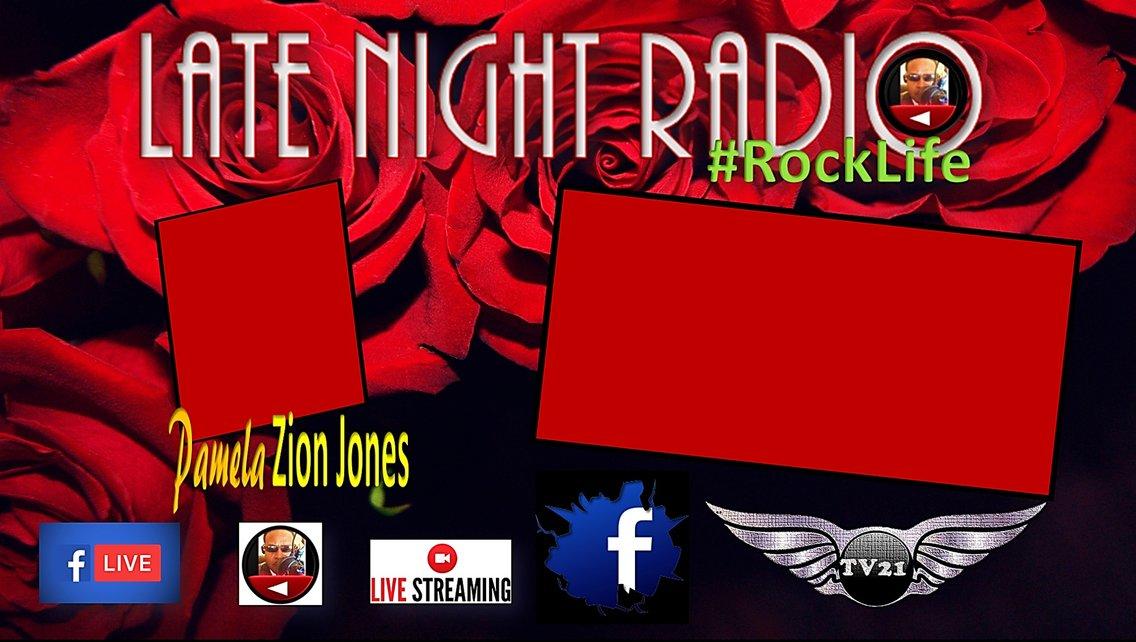 ROCK LIFE WITH PAMELA ZION - immagine di copertina