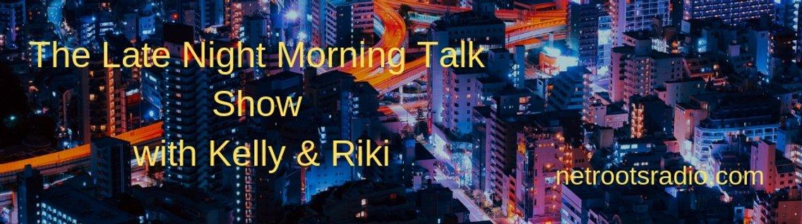 The Late Night Morning Talk Show - immagine di copertina