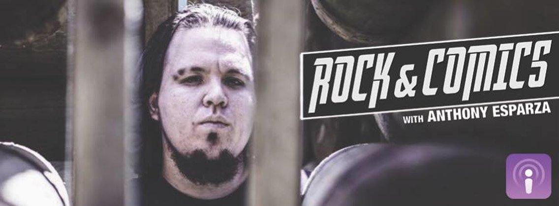 Rock & Comics - immagine di copertina