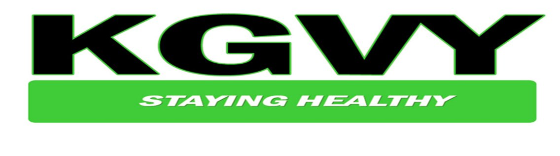 KGVY MEDIA - STAYING HEALTHY - Cover Image