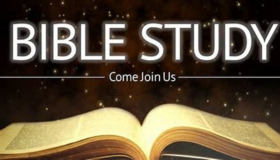 Bible Study Series - Cover Image