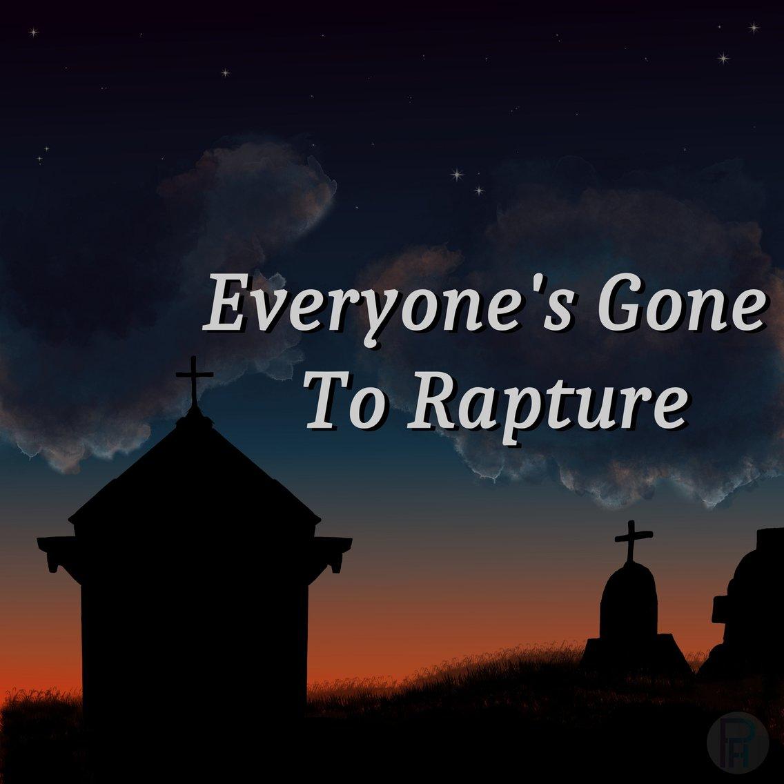 Everyone's Gone To Rapture - imagen de portada