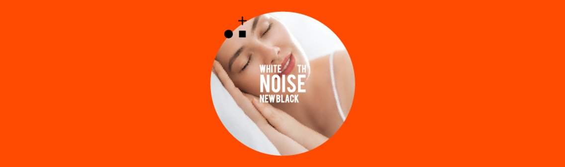 WHITE NOISE for SLEEPING - Cover Image