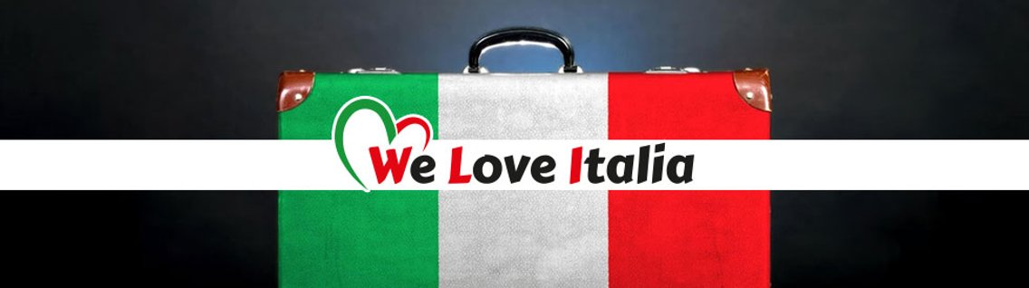 We Love Italia - immagine di copertina