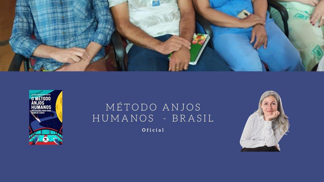 Método Anjos Humanos - immagine di copertina