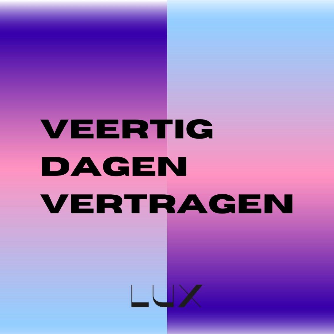 Veertig Dagen Vertragen - immagine di copertina