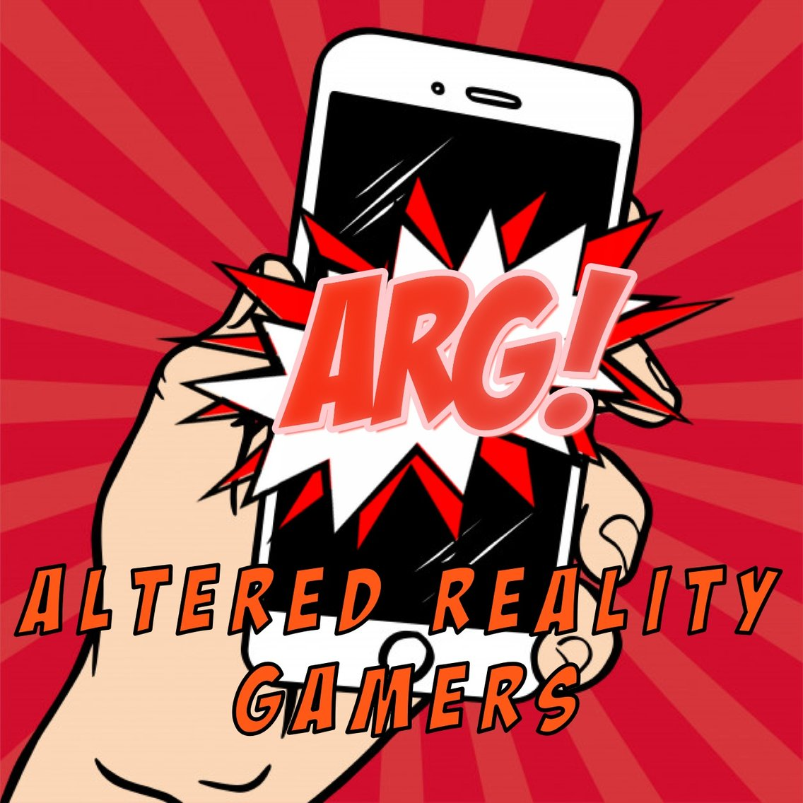 ARG! Altered Reality Gamers - Cover Image
