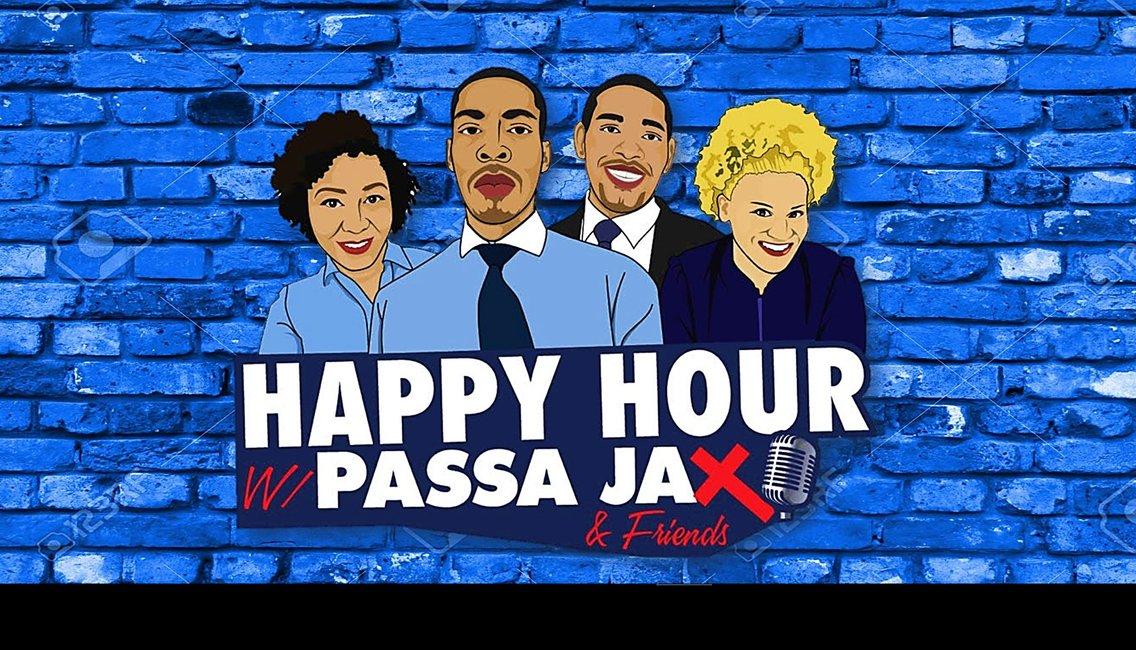 Happy Hour with Passa Jax & Friends - immagine di copertina
