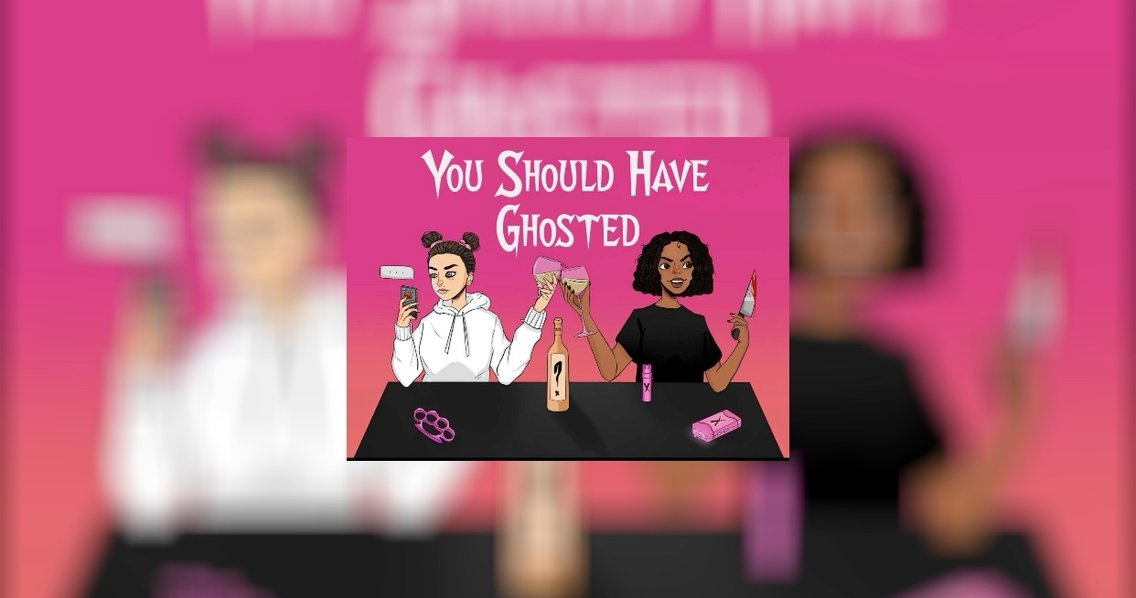 You Should Have Ghosted - Cover Image