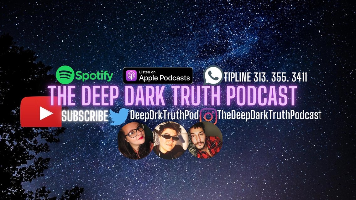 The Deep Dark Truth - imagen de portada
