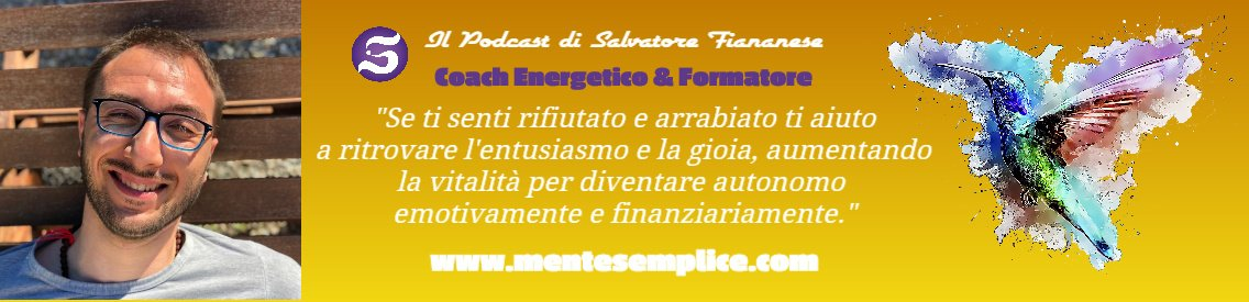 Salvatore Fiananese - Il Podcast - Cover Image