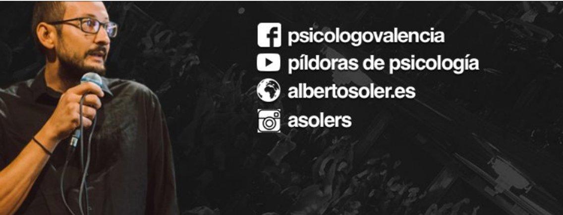 Píldoras de psicología, Alberto Soler - Cover Image