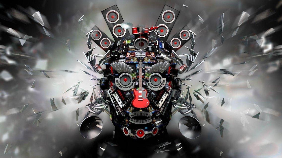 DJ Digital Radio Shows - Cover Image