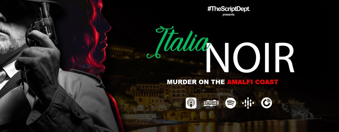 Italia Noir | Detective Drama - immagine di copertina