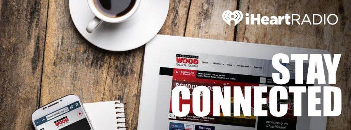 WOOD Radio's Insider Spotlight Podcast - immagine di copertina