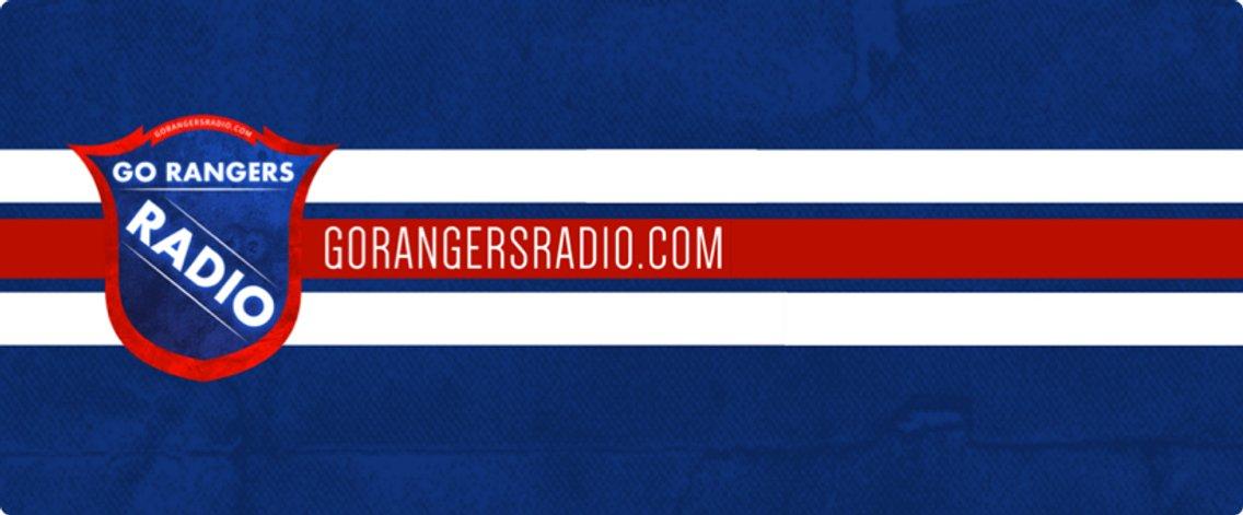 Go Rangers Radio - Cover Image