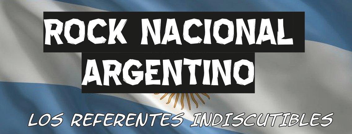 Rock Nacional Argentino - Cover Image