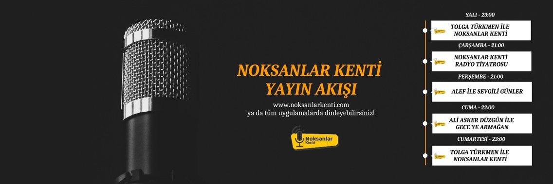 Noksanlar Kenti - Cover Image
