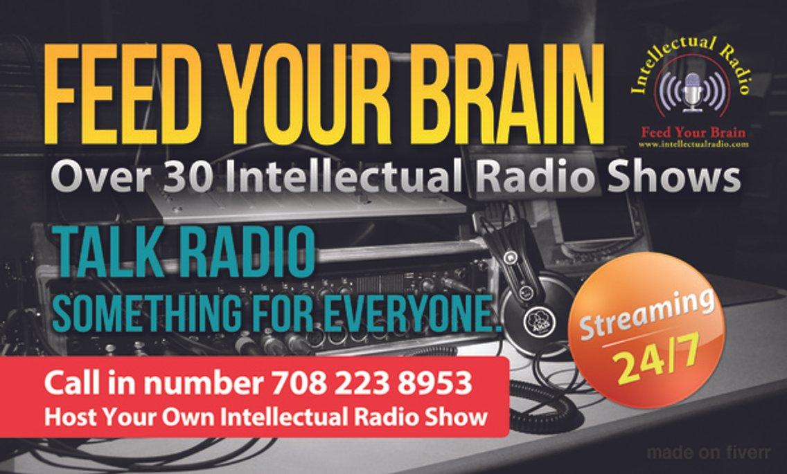 Intellectual Radio Talk - immagine di copertina