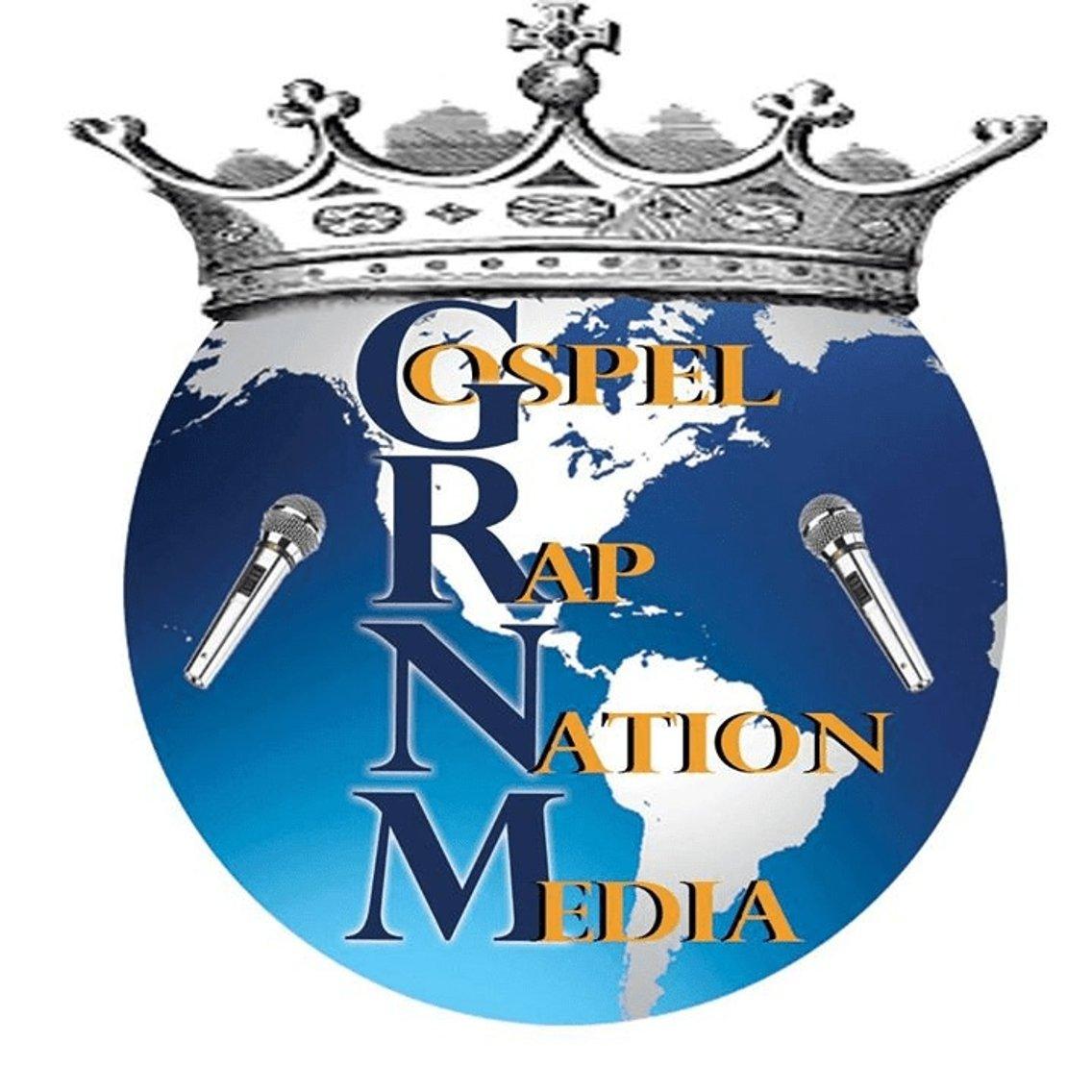 Gospel Rap Nation Radio Broadcast - Cover Image