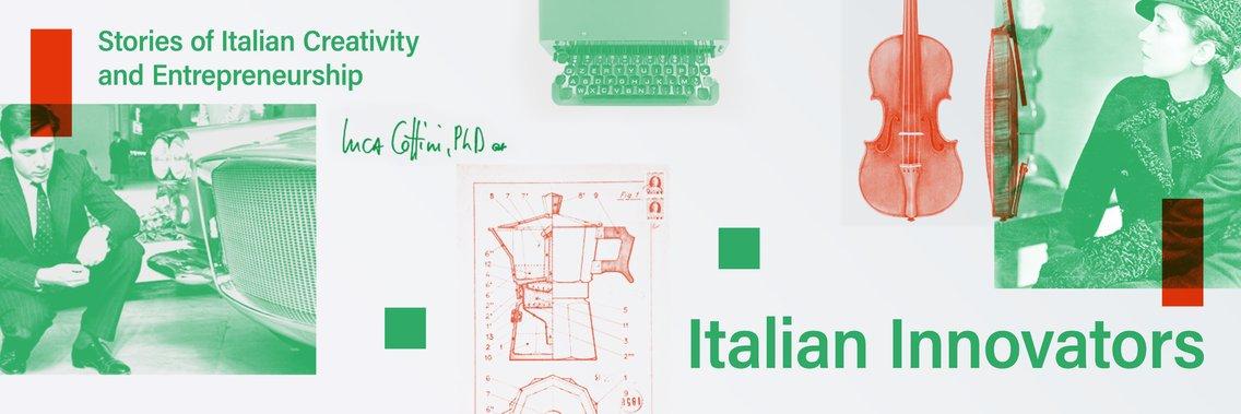 Italian Innovators - Cover Image