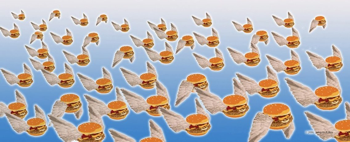 Burger Edition - Cover Image