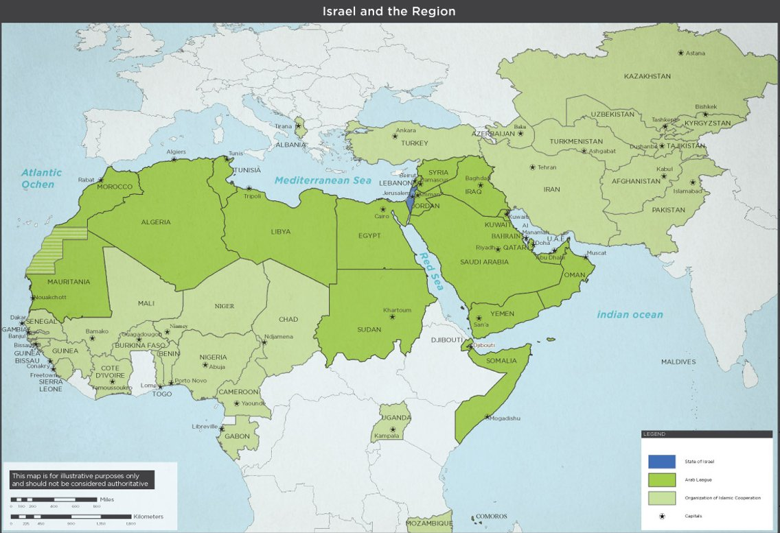Israel-   Why is the Middle East Important?  Neil Johnson and Jeff Pelletier - Cover Image