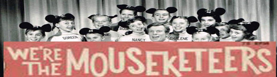 We're The Mouseketeers - imagen de portada