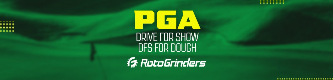 PGA Drive for Show, DFS for Dough - Cover Image